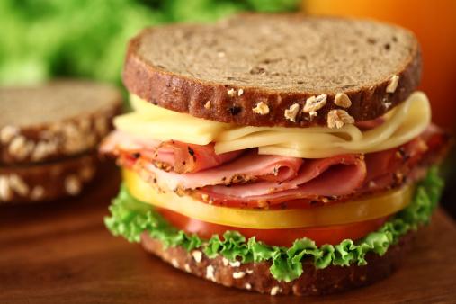 Рецепты для пикника: гамбургер