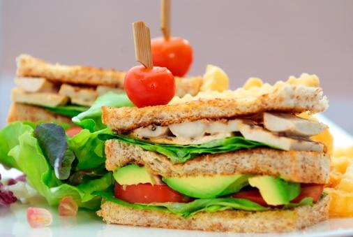 рецепты для пикника: бутерброды