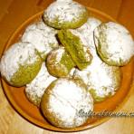 печенье с крапивой