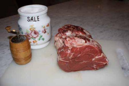 ростбиф: выбираем подходящий кусок мяса