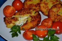 картофельные биточки