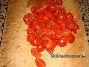 помидоры ломтиками