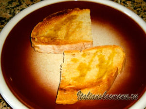 хлебные тосты