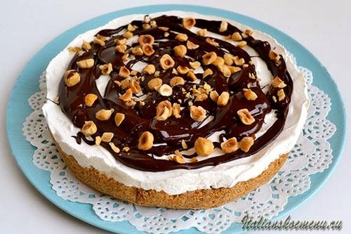 торт мороженое без выпечки